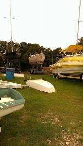 prefloodboats