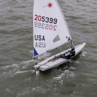 US Youth Championships held at Corpus Christi Yacht Club, held in June 25-28, 2017.  Image courtesy of Emily Stoke of Corpus Christi Yacht Club.